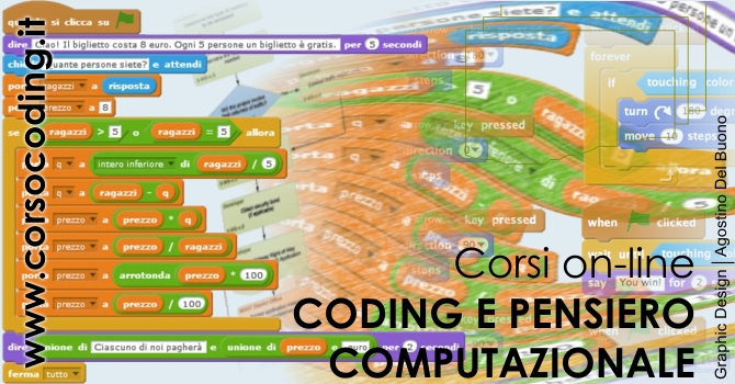 Corso Coding FORMAGRAIN by Assodolab
